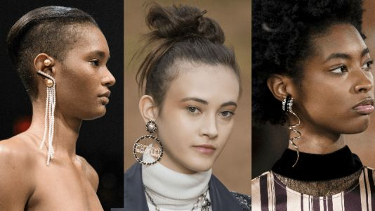7 Fresh-Off-the-Runway Earring Trends to Shop for Spring