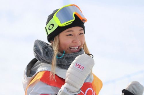 Olympians Chloe Kim and Red Gerard are our Gen-Z heroes