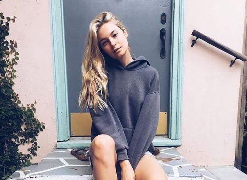 Model apologises for how she talked about food when she was experiencing body dysmorphia