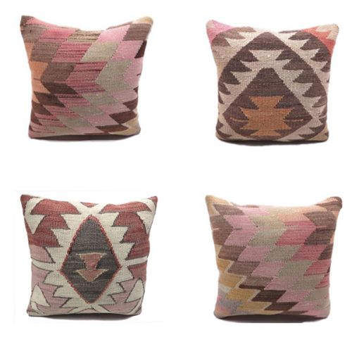 GET TWO KILIM CUSHION COVERS FOR THE PRICE OF ONE