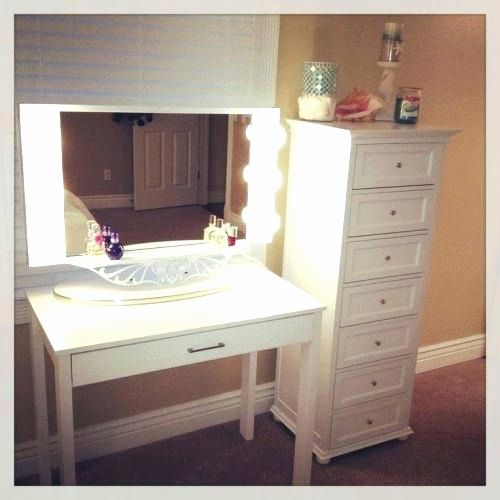30 Awesome Vanity Desk without Mirror Images
