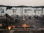 Advice for holidaymakers heading to wildfire-hit Greece