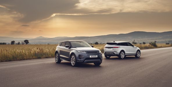 Why the new Range Rover Evoque is every millennial's dream off-roader
