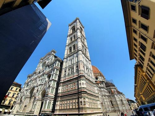 Giotto's Campanile Florence - The Best Views Of The City