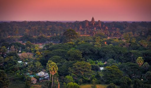 Cambodia Tour Packages to See the Angkor Wat the Way Angkorian did