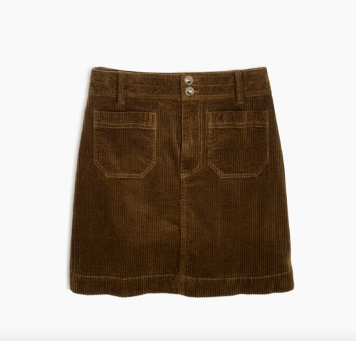 The Skirt That Convinced Tyler She Could Actually Wear Corduroy