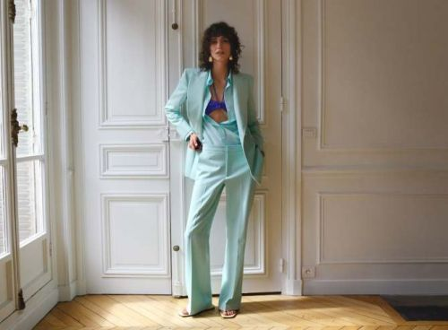 Zara Has Me Ready To Spend My Whole Summer Rocking Colorful Suits