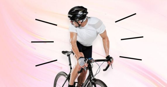 Study shows that cycling doesn't damage men's sexual function