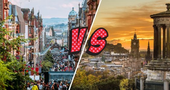 Is Glasgow better than Edinburgh? Obviously. Here are 11 reasons why
