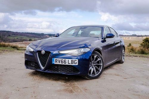 Alfa Romeo Giulia Super - Review