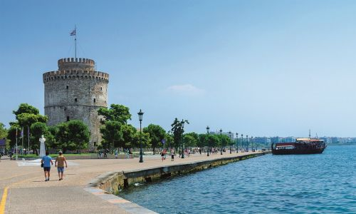4 reasons to visit Thessaloniki in Greece