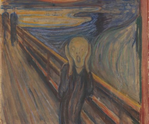 Edvard Munch's Hidden Message