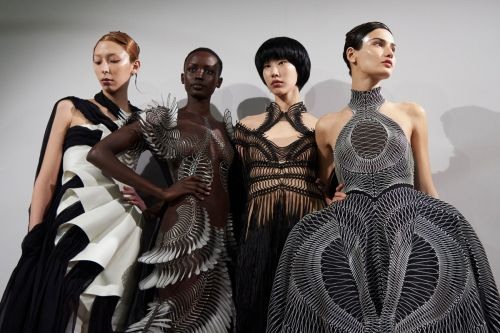 How Haute Couture Comes Together From Quarantine