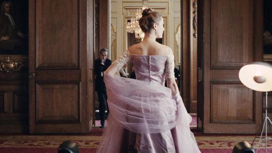 The 'Phantom Thread' Costume Designer Consulted With Daniel Day Lewis - in Character - on the Movie's Sumptuous Gowns