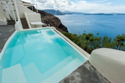 7 Hotels in Greece With Private Plunge Pools