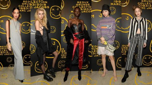 See the Best '90s Throwback Looks From the Marc Jacobs Redux Grunge Party