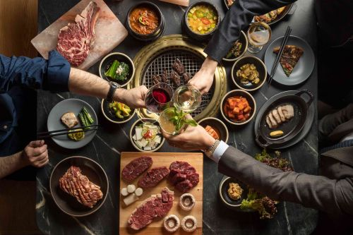 Michelin-Starred COTE Korean Steakhouse Heats Up our Miami Dining Game