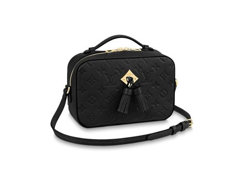 Louis Vuitton's Incredibly Popular Saintogne Bag Now Comes in Monogram Empreinte