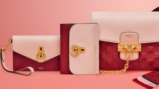 Weekly Obsessions: Mulberry's limited-edition collection, Cult Gaia's trending flip-flops and more