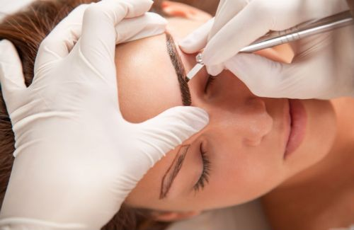 How Microblading Completely Changed My Eyebrows
