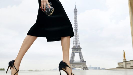 The Jimmy Choo x Net-A-Porter capsule collection is finally here