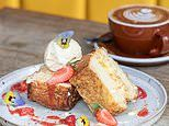From banoffee pancakes to breakfast pizza, the UK's best brunch spots revealed by Richard Mellor