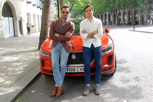 David Gandy - Interview Lifestyle & Car Trends for 2018