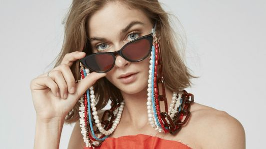 19 Sunglasses Chains That'll Take Your Everyday Shades to the Next Level