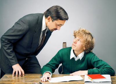 How to handle a teacher who has it in for your kid