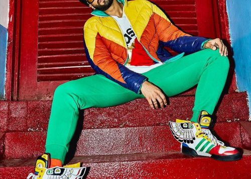 Be an unapologetic sneakerhead like Ranveer Singh with these 6 bold shoes
