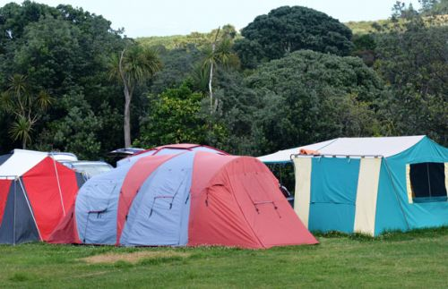 Jim Kayes' Blog: The politics of camping