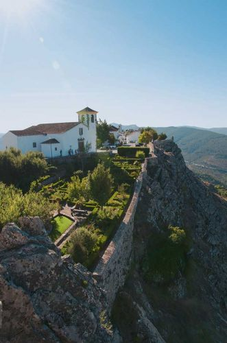 Discovering Portugal : A food writer hops from sardines to custard tarts in Lisbon, Marvão and Évora