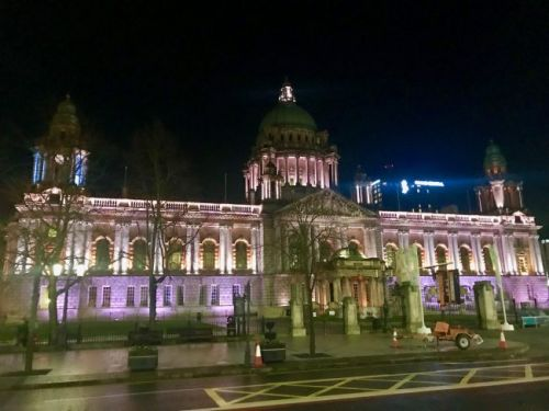 Hotel Diplomacy: Navigating Northern Ireland's Belfast Past