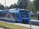World's first hydrogen-powered train unveiled in Germany