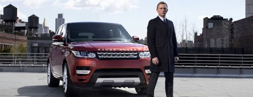 Range Rover Ranks Amongst The Top Ten in The Automotive Industry's Most Desirable Builds