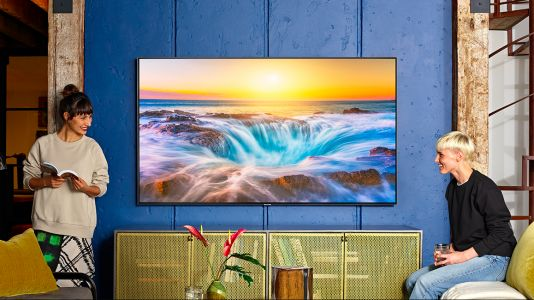 The Samsung QLED 8K TV proves why you need it in your home