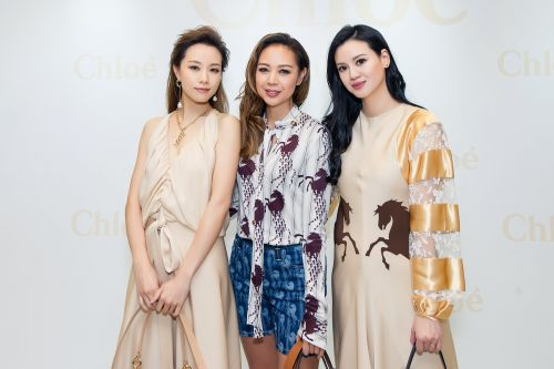 Gallery: Chloé Elements store opening cocktail party