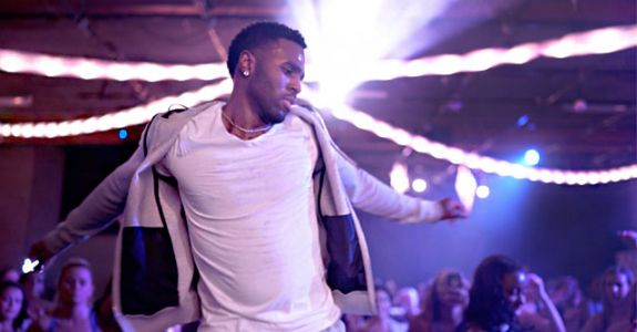 SPOTTED: Jason Derulo Teaching 'Tip Toe' To A Zumba® Class