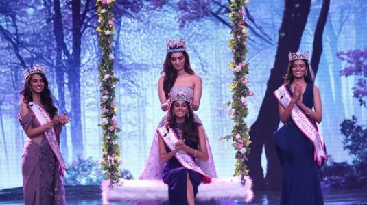 Who is Miss India 2018 Anukreethy Vas?