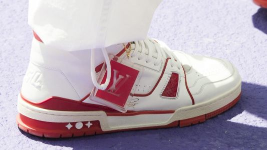 See Virgil Abloh's First Collection of Sneakers and Accessories for Louis Vuitton