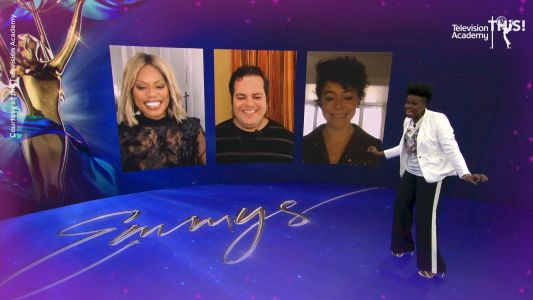 Emmys 2020 nominations: Laverne Cox's priceless reaction, more highlights