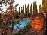 The stunning villa in Tuscany where you can learn the art of wine tasting with Emily O'Hare