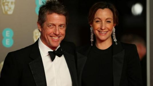 Hugh Grant finally ties the knot at 57