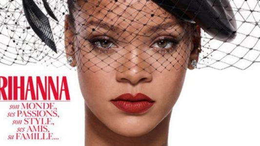 Rihanna Is A Triple Threat On 3 Different Covers Of Vogue Paris
