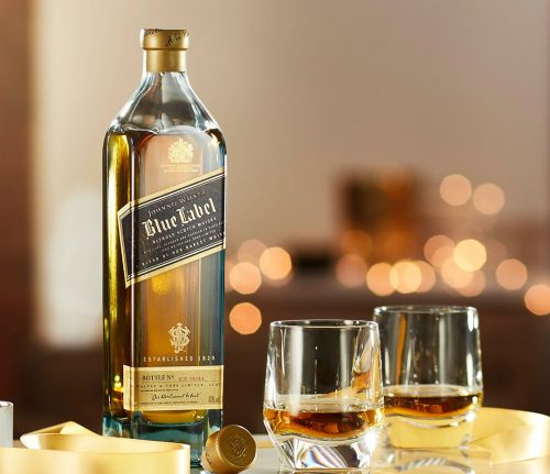 The definitive guide to Johnnie Walker's most prestigious colours
