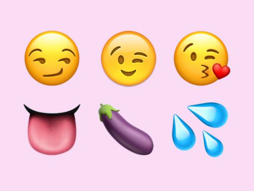 The Sexiest Emojis, According to SCIENCE
