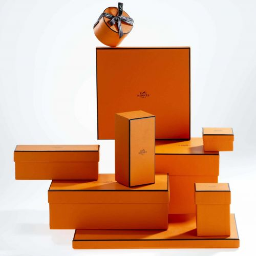 The best stocking stuffers for the friend who loves an orange gift box