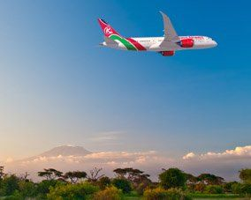 Kenya Airways - A New Travel Experience