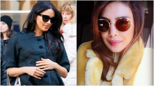 Meghan Markle celebrates baby shower in New York. BFF Priyanka Chopra misses it. Pics and videos