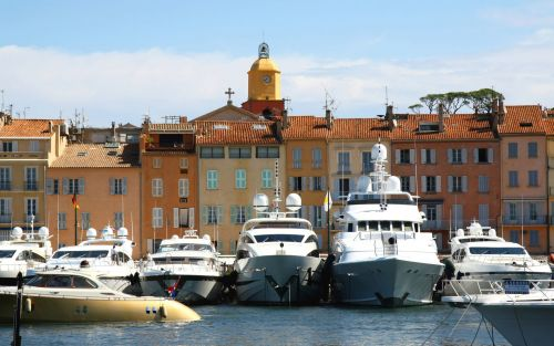 St Tropez: getting there